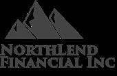 NORTHLEND FINANCIAL logo grey